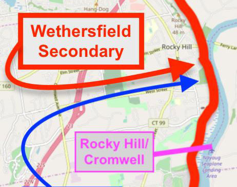 CSOR/P&W: Wethersfield Secondary to Reopen for Daily Traffic