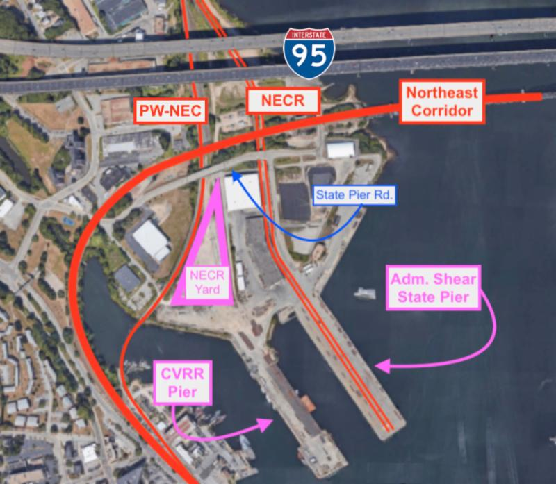 NECR: Agreement With State On New London Parcel