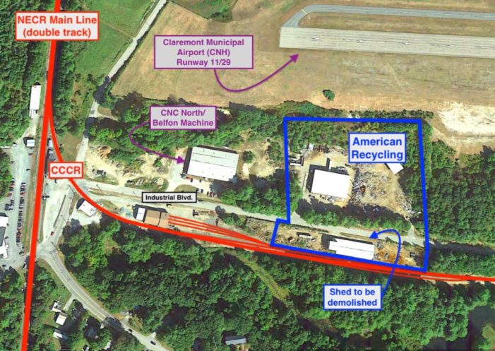 NECR: Proposed NH C&D Transfer Station On Hold