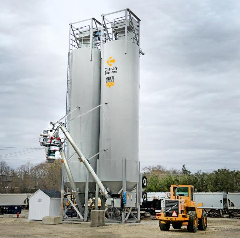 G&U: Fly Ash Terminal Will Supply Vital Material To Regional Cement Producers