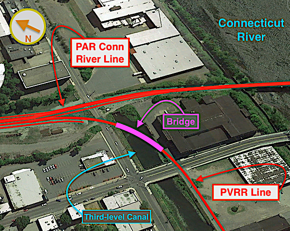PVR: Revived Holyoke, MA. Interchange Draws New Shipper