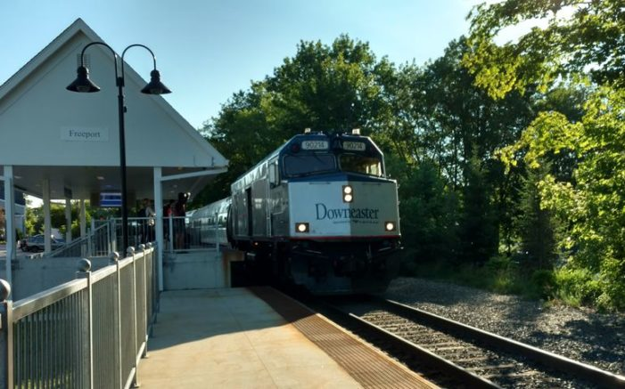 AMTK: Downeaster Ridership Low But Steady
