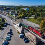 VRS, VAOT, Inaugurate Middlebury Tunnel