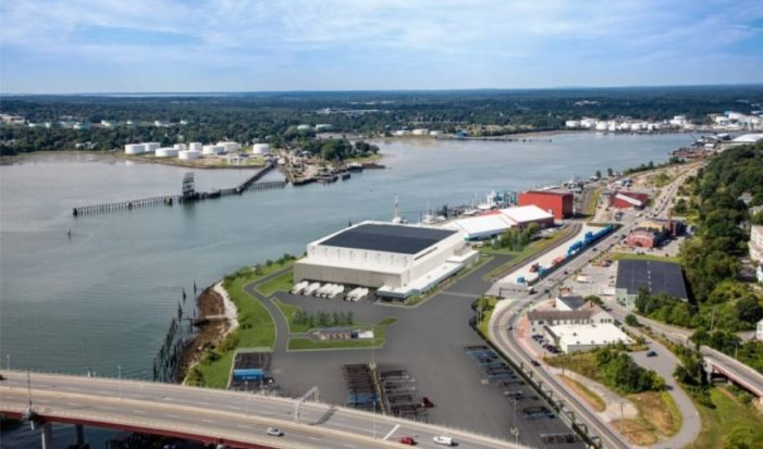 Cold Storage Facility Approved for Portland Waterfront
