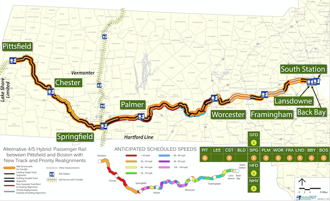 CSX/MADOT: Will B&A Shake Out of PAR to Become East-West Passenger Corridor?