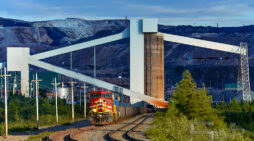 ArcelorMittal Celebrated 60th Anniversary of Mont-Wright Rail Service