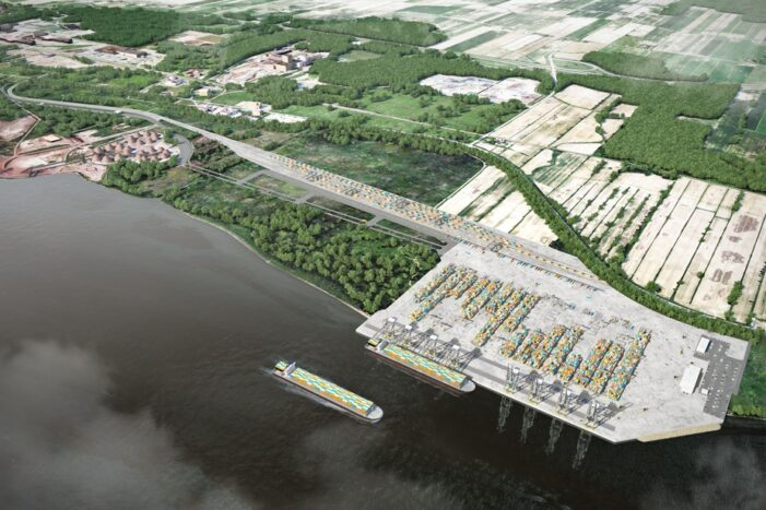 PortMTL/CN/CP: Contrecoeur Terminal Gets Phase 1 Funding