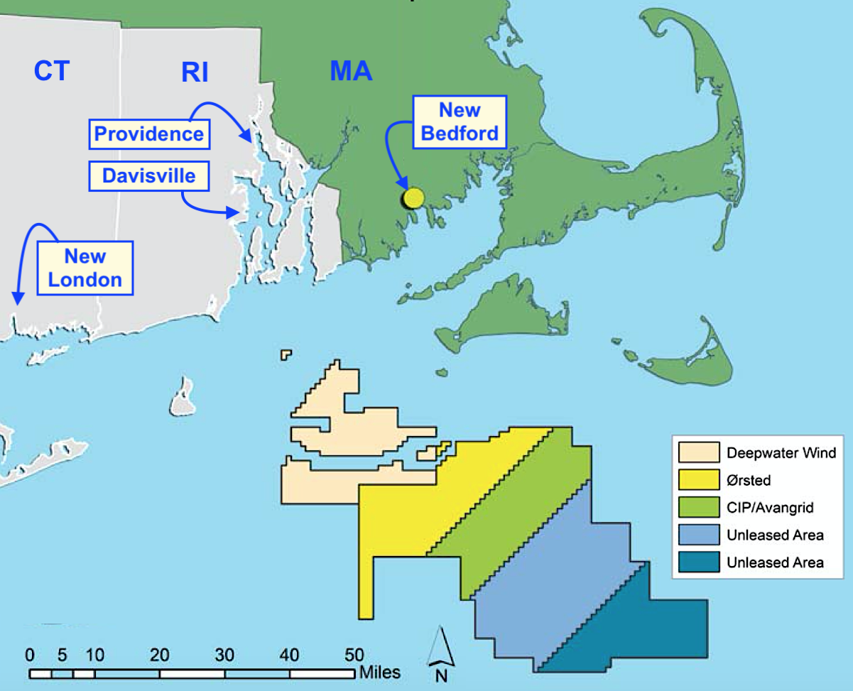 MC: New Bedford Parcel to Support Windfarms